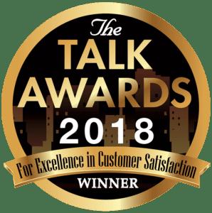 TALK awards 2018